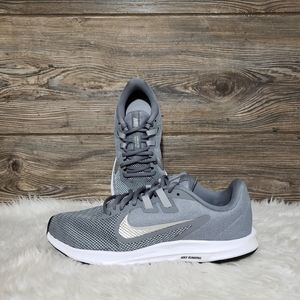 New Nike Downshifter Cool Grey Running Sneakers